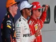 """Thể thao - Đua xe F1, phân hạng Malaysian GP: Vận đen kép, """"Ngựa chiến"""" khóc ròng"""