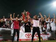 Bóng đá - Vòng 20 V-League: Cờ nằm trong tay bầu Hiển