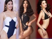 """Thời trang - Bất ngờ vì người đẹp """"nói dối"""" tại Hoa hậu Hoàn vũ Việt Nam"""