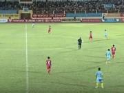 Bóng đá - Khánh Hòa - HAGL: 5 phút rượt đuổi nghẹt thở