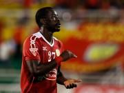 """Sếp Công Vinh khóc thét với  """" Lukaku của V-League """""""