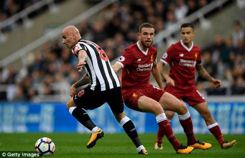 Chi tiết Newcastle - Liverpool: Nỗ lực vô vọng (KT) 28