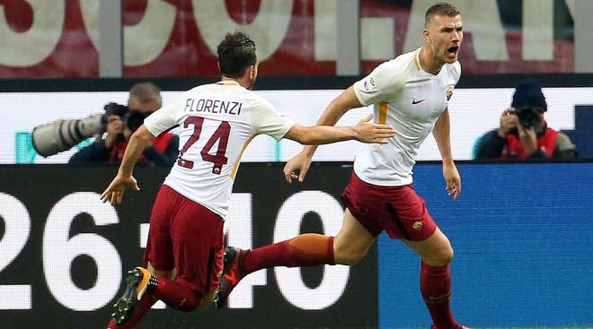 AC Milan - AS Roma: Choáng váng cú ra chân đẳng cấp - 1