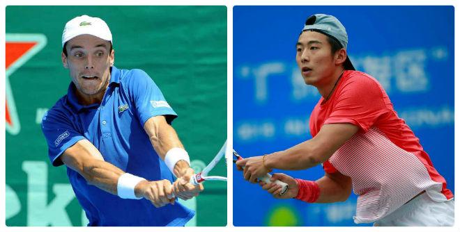 """Trực tiếp tennis China Open 2/10: """"Nữ hoàng"""" xinh đẹp xuất trận - 1"""