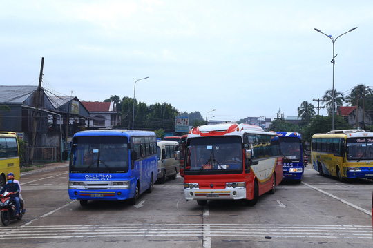 BOT tuyến tránh Biên Hòa lại kẹt xe vì… tiền lẻ - 4