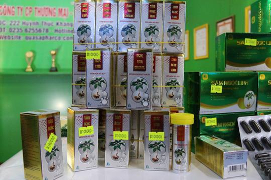 Sâm Ngọc Linh gần 100 triệu/kg vẫn đắt như tôm tươi - 9