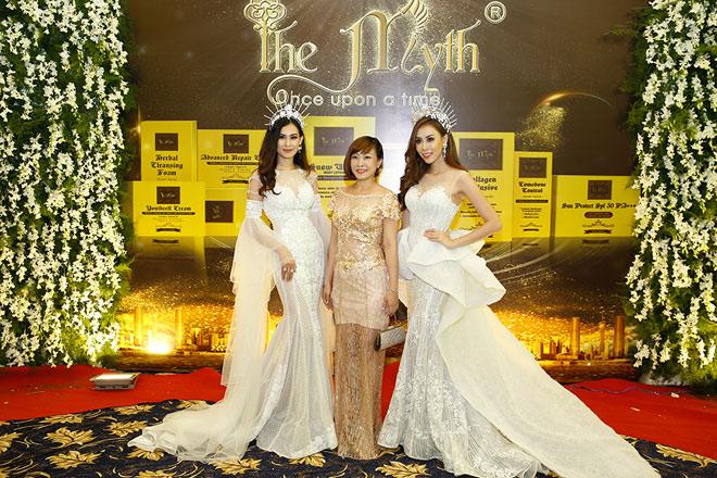 Hoa hậu Đại dương Đặng Thu Thảo nổi bật trong dạ tiệc Angel Beauty - 6
