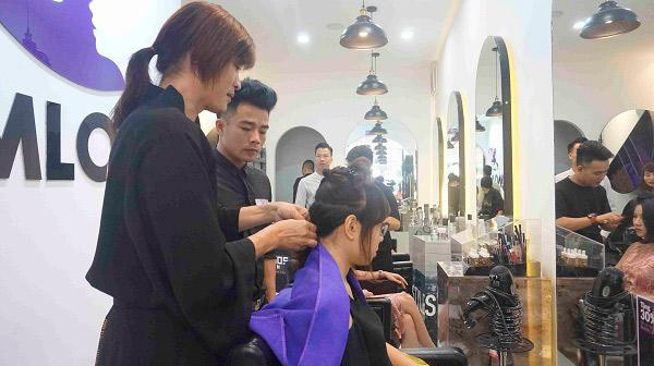 Kim Loan Hair Salon khai trương thêm salon thứ 2 - 7