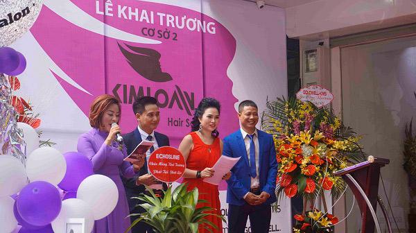 Kim Loan Hair Salon khai trương thêm salon thứ 2 - 6