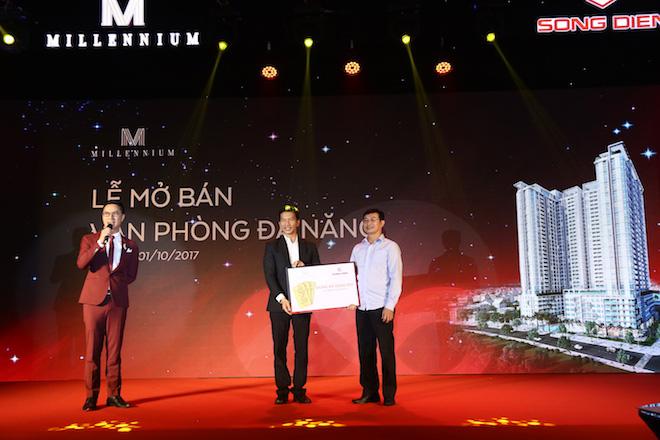 """Dự án Millennium sát bên """"Phố Wall"""" Việt Nam gây """"sốt"""" - 3"""