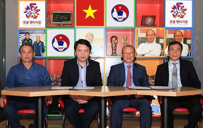 Bầu Đức: Đội tuyển Việt Nam tạm ổn, còn HAGL - Công Phượng thì sao? - 1