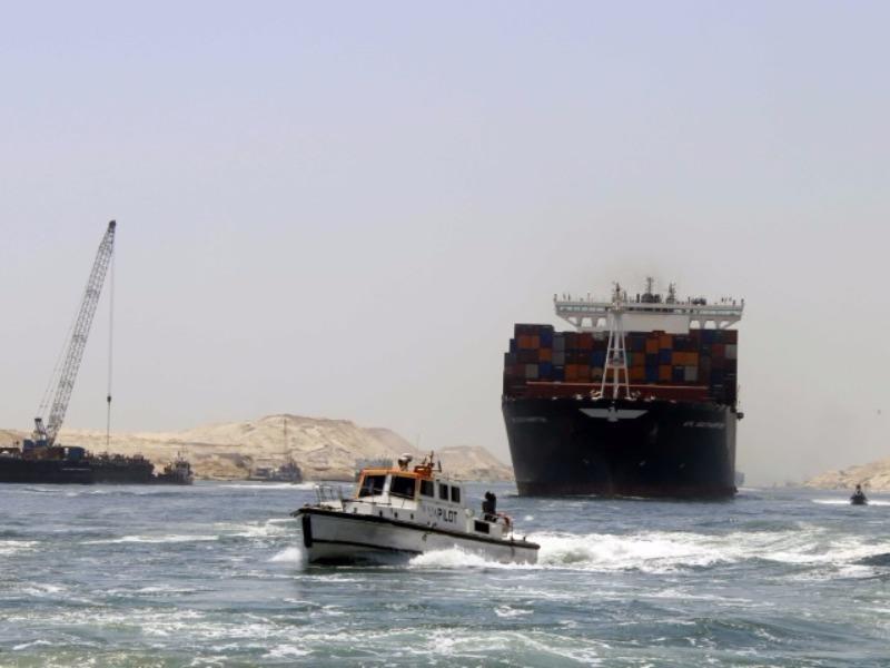 Bắt tàu Triều Tiên chở 30.000 khẩu súng đi Ai Cập - 1