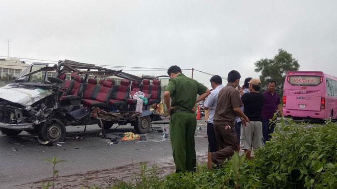 """Vụ tai nạn 6 người chết ở Tây Ninh: """"Chuyến du lịch định mệnh"""""""