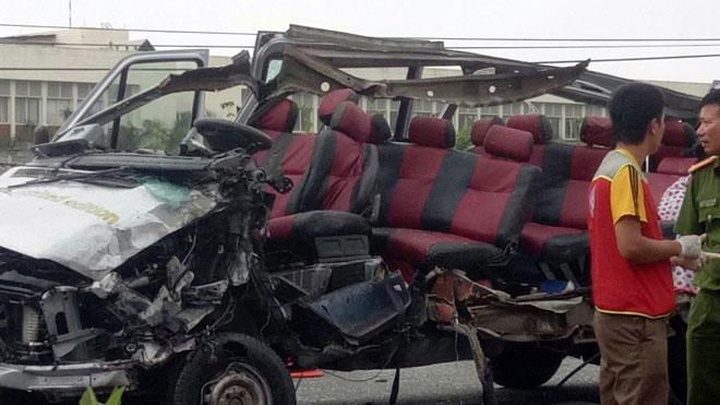 """Vụ tai nạn 6 người chết ở Tây Ninh: """"Chuyến du lịch định mệnh"""" - 2"""