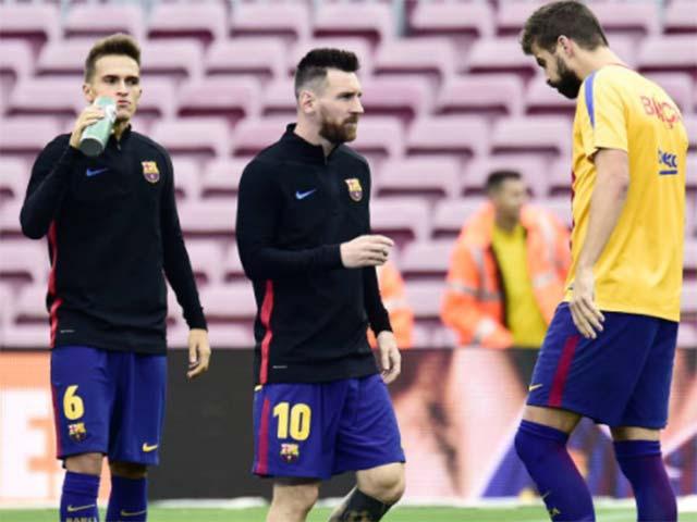 """Argentina """"cung phụng"""" Messi: Loại """"thánh ám"""" Higuain, biến sân nhà thành Nou Camp 4"""