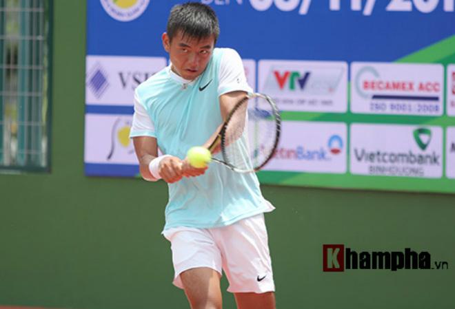 Bảng xếp hạng tennis 2/10: Tin dữ, Hoàng Nam tụt 50 bậc, tuột top 500 1