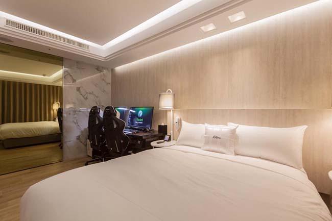 """Ảnh: Khách sạn """"ngàn sao"""" như thiên đường cho game thủ ở Đài Loan - 6"""