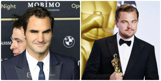 "Tennis 24/7: DiCaprio ""hóa thân"" Federer trên phim 1"