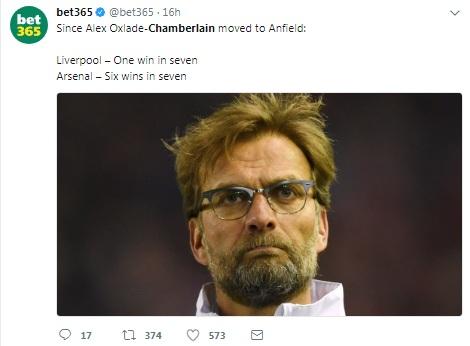 """Wenger """"cáo già bẫy Liverpool"""" 35 triệu bảng, Klopp như phát điên - 2"""