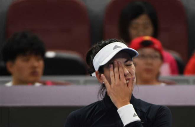 """Trực tiếp tennis China Open 2/10: """"Nữ hoàng"""" thua sốc vòng 1 1"""