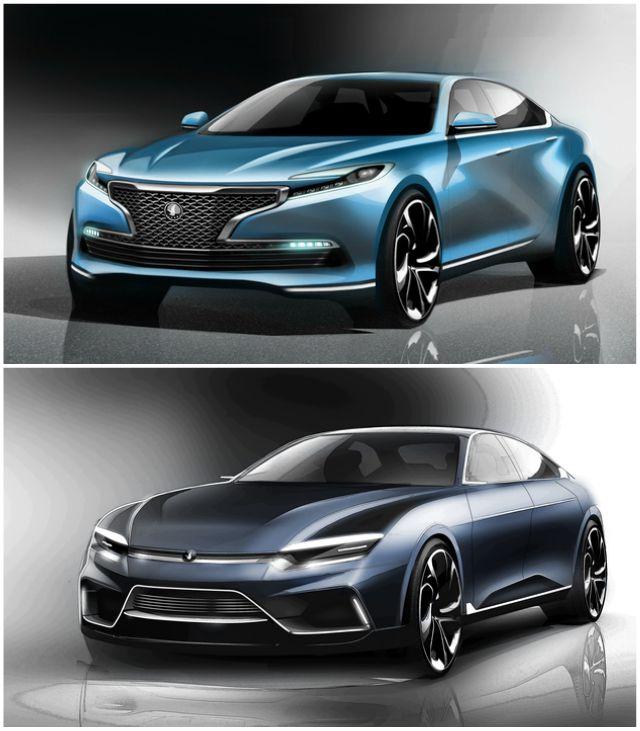 Chiêm ngưỡng 20 mẫu xe concept của VinFast - 4