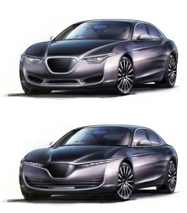 Chiêm ngưỡng 20 mẫu xe concept của VinFast - 8