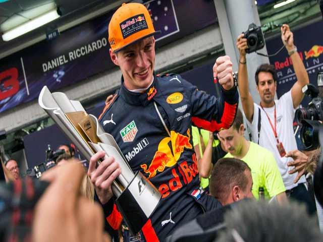 Đua xe F1: Niềm vui kép ngay trên thánh địa của kình địch 7