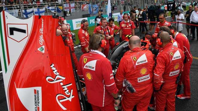 Đua xe F1, Malaysian GP: Kẻ khóc như mưa, người cười sảng khoái 1