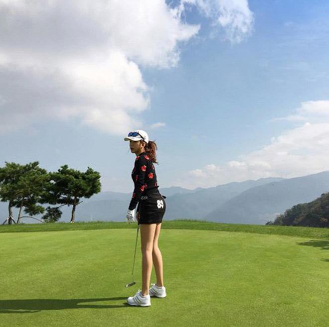 """Golf 24/7: """"Nữ thần châu Á"""" làm điên đảo mọi ánh mắt 1"""