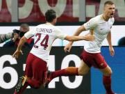 Bóng đá - AC Milan - AS Roma: Choáng váng cú ra chân đẳng cấp