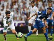 Bóng đá - Real Madrid - Espanyol: Đôi chân ma thuật, cú đúp ngất ngây