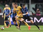 """Bóng đá - Atalanta - Juventus: Màn ngược dòng """"vỡ tim"""""""