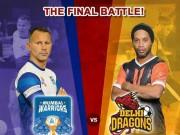 Vùi dập đội Ronaldinho, đội Giggs lên ngôi vô địch Futsal Ngoại hạng