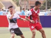 """Bóng đá - Giải """"phủi"""" hấp dẫn nhất Việt Nam lại nóng bỏng từ khán đài đến sân cỏ"""