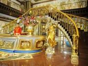 """Du lịch - Choáng ngợp nội thất xa hoa  bên trong """"cung điện Versailles"""" ở Trung Quốc"""