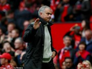 Bóng đá - MU muốn vô địch Ngoại hạng Anh: Mourinho phải hạ Liverpool, Chelsea