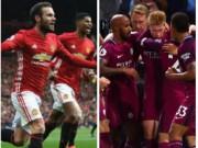 """Bóng đá - MU – Man City đua vô địch Ngoại hạng Anh: Những cạm bẫy """"tử thần"""""""