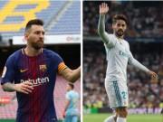 Bóng đá - Tiêu điểm Vòng 7 La Liga: Barca - Messi vô đối, Isco giải cứu Real