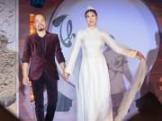 Giải trí - Hoa hậu Hà Kiều Anh hoá thân Hằng Nga tái xuất trên sân khấu