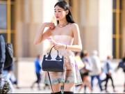 """Thời trang - Sau khi nhận cát xê khủng, Thùy Trang tiếp tục """"công phá"""" Vogue và L' officiel"""
