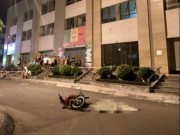 Tin tức trong ngày - Tin mới vụ cô gái trẻ rơi từ tầng 25 suýt trúng người đi xe máy