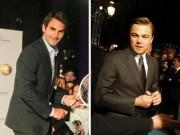 "Tennis 24/7: DiCaprio  "" hóa thân ""  Federer trên phim"