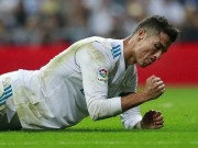 """Bóng đá - Ronaldo sút 22 lần ghi 0 bàn: """"Chân gỗ"""" đổ lỗi Zidane"""