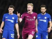 """Bóng đá - Bàn thắng đẹp Ngoại hạng Anh vòng 7: Người cũ và cú sút """"sấm sét"""" hạ gục Chelsea"""