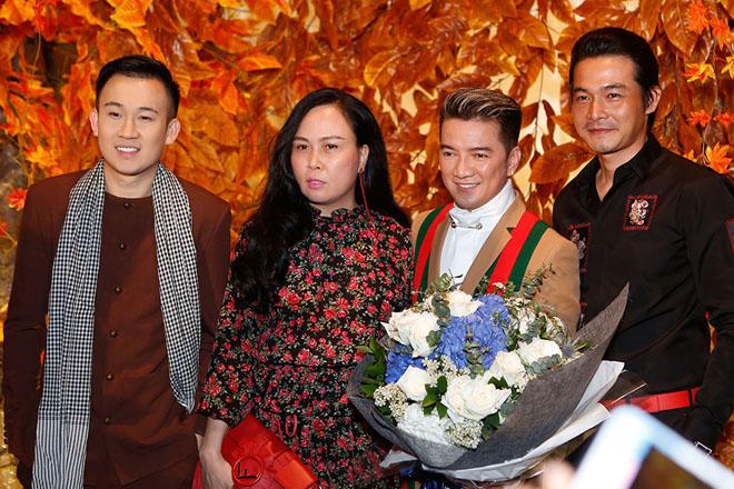 Mặc tin đồn yêu Đào Bá Lộc, Trấn Thành vẫn vui vẻ cùng vợ dự sinh nhật Mr. Đàm - 5