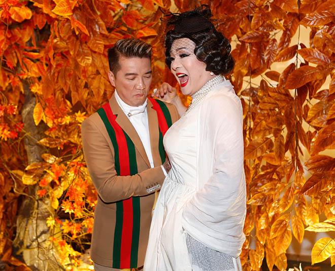Mặc tin đồn yêu Đào Bá Lộc, Trấn Thành vẫn vui vẻ cùng vợ dự sinh nhật Mr. Đàm - 6
