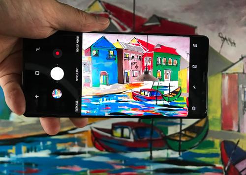 """Đánh giá camera sau Samsung Galaxy Note 8: Chụp """"ngon"""", xóa phông đỉnh - 4"""