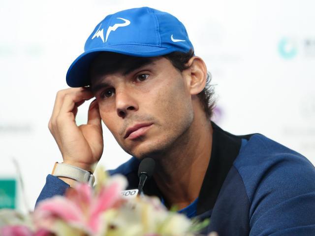 "Nadal - Pouille: ""Chết đi sống lại"" từ loạt tie-break (Vòng 1 China Open) 2"
