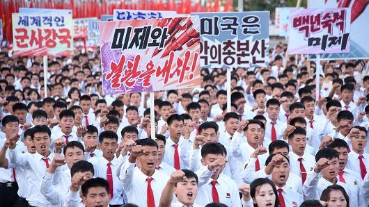 """Lý do TQ phạt Triều Tiên """"rắn"""" nhất từ trước đến nay - 2"""