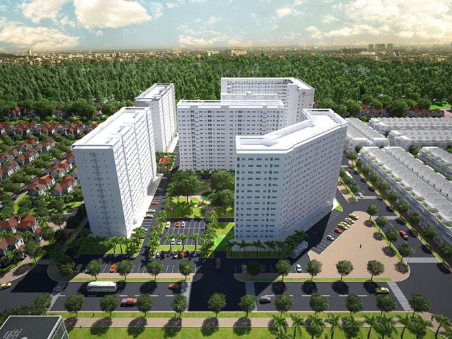 Thị trường TP.HCM gần cuối năm khan hiếm căn hộ tốt dưới 20 triệu/m2 - 3